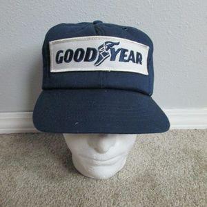 Good Year Tire Hat Vintage